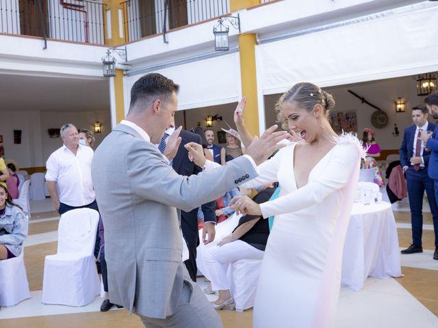 La boda de Francisco y María en Alameda, Ciudad Real 47