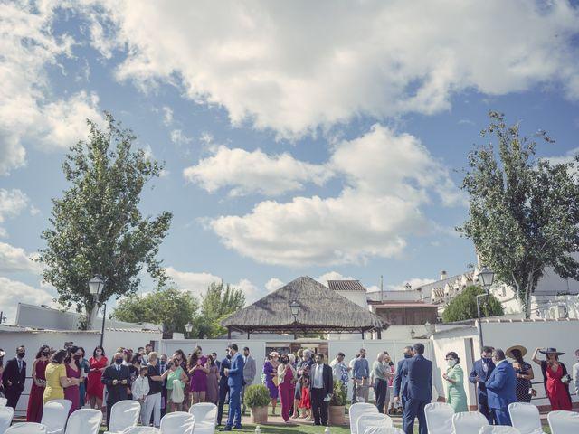 La boda de Francisco y María en Alameda, Ciudad Real 49