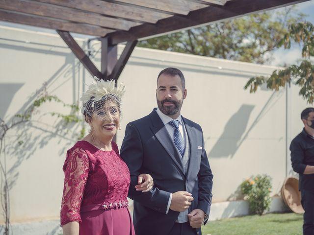 La boda de Francisco y María en Alameda, Ciudad Real 51