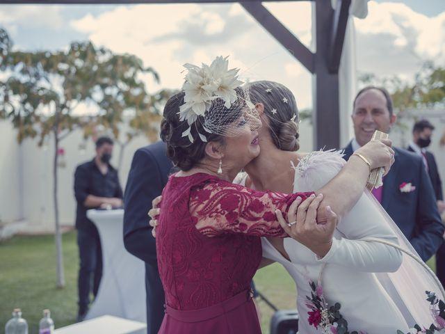 La boda de Francisco y María en Alameda, Ciudad Real 52