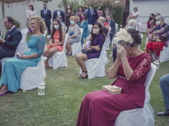 La boda de Francisco y María en Alameda, Ciudad Real 56
