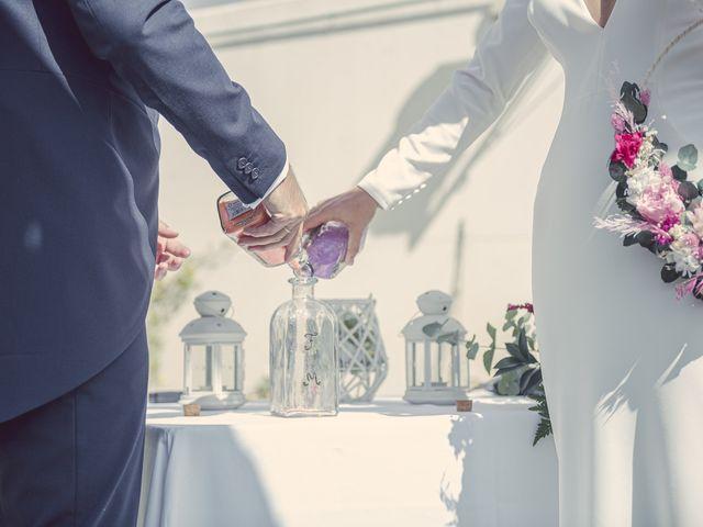La boda de Francisco y María en Alameda, Ciudad Real 63