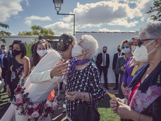 La boda de Francisco y María en Alameda, Ciudad Real 66