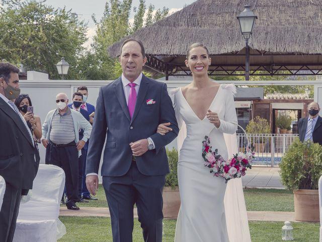La boda de Francisco y María en Alameda, Ciudad Real 69