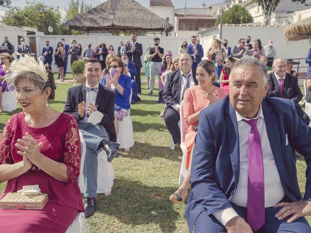 La boda de Francisco y María en Alameda, Ciudad Real 79