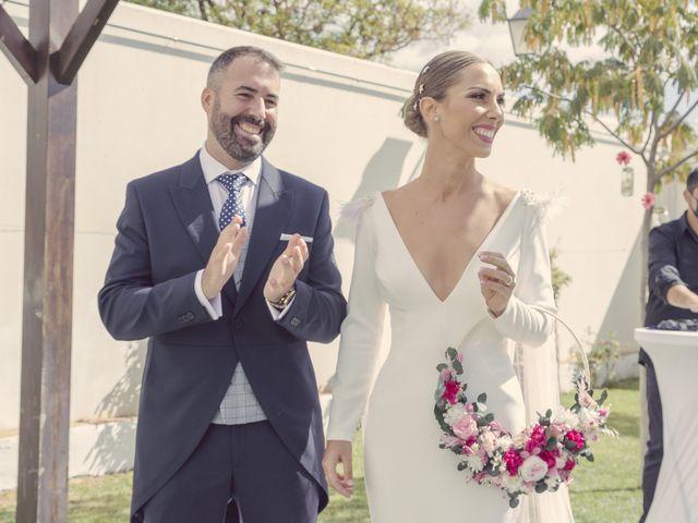 La boda de Francisco y María en Alameda, Ciudad Real 81
