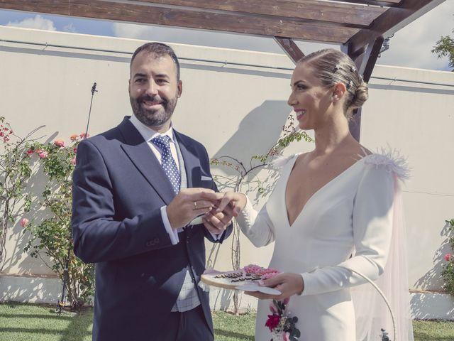 La boda de Francisco y María en Alameda, Ciudad Real 85