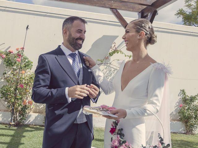 La boda de Francisco y María en Alameda, Ciudad Real 86