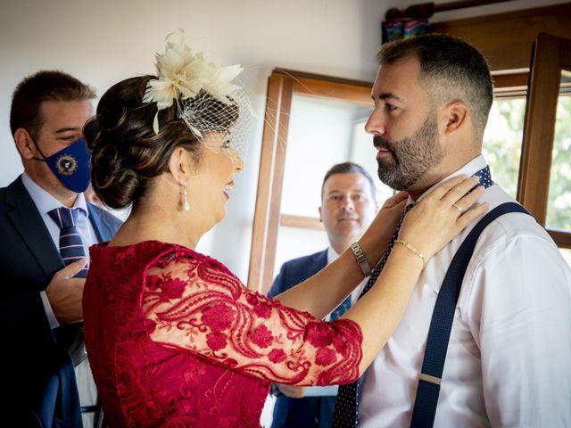 La boda de Francisco y María en Alameda, Ciudad Real 111