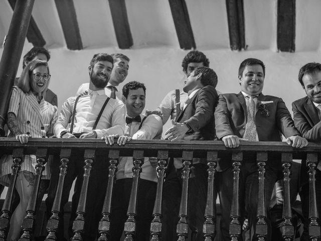 La boda de Ana y Joxe en Hondarribia, Guipúzcoa 25