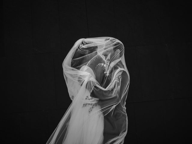 La boda de Joxe y Ana