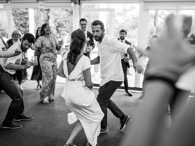 La boda de Ana y Joxe en Hondarribia, Guipúzcoa 59