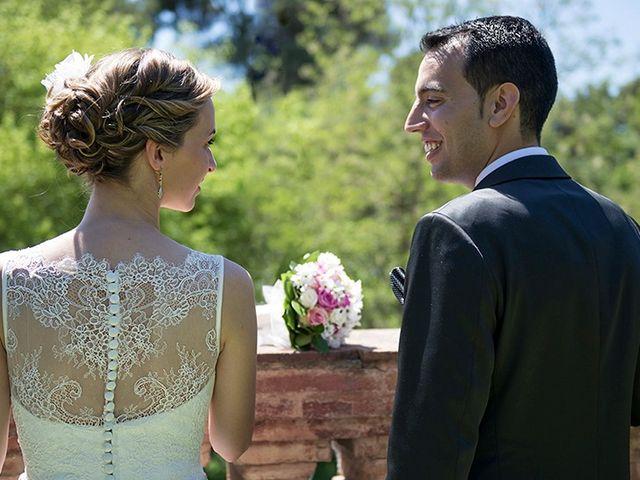 La boda de Angi y Diego