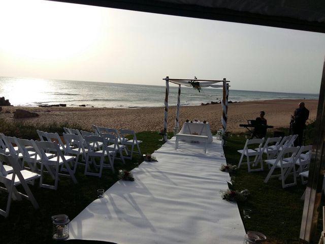 La boda de Jesus  y Paula en Roche, Cádiz 4