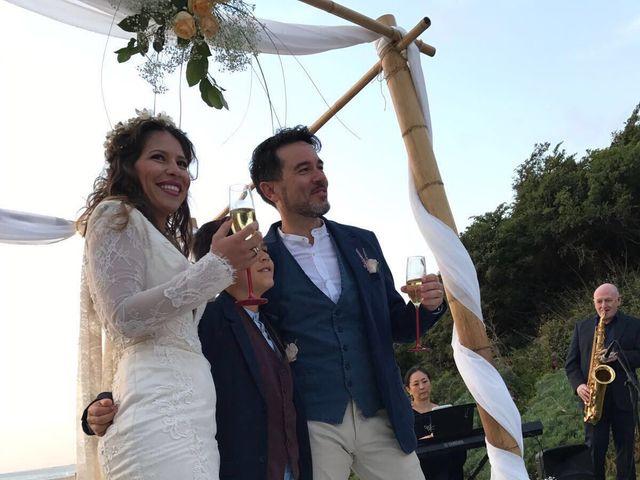 La boda de Jesus  y Paula en Roche, Cádiz 7