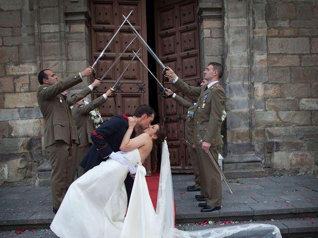 La boda de Inés y Miguel