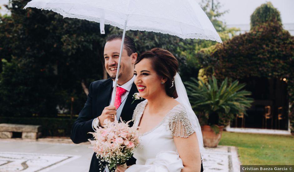 La boda de Rubén y Eugenia en Granada, Granada
