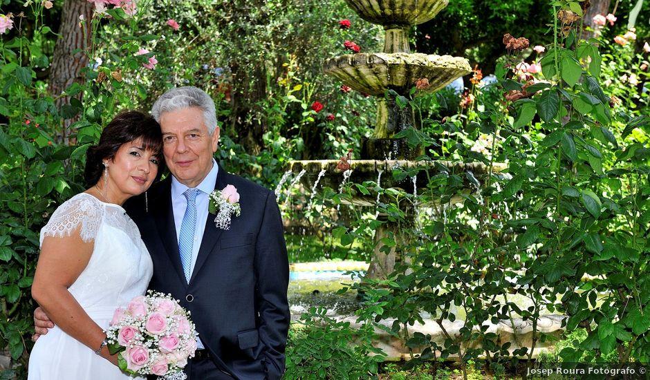 La boda de Josep y Jenny en Santpedor, Barcelona
