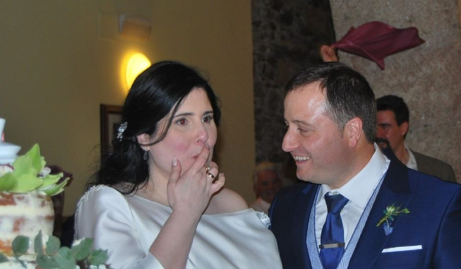 La boda de Marcos y Juliana en Forcarei, Pontevedra