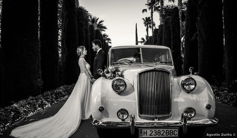 La boda de Jose y Sheila en Granada, Granada