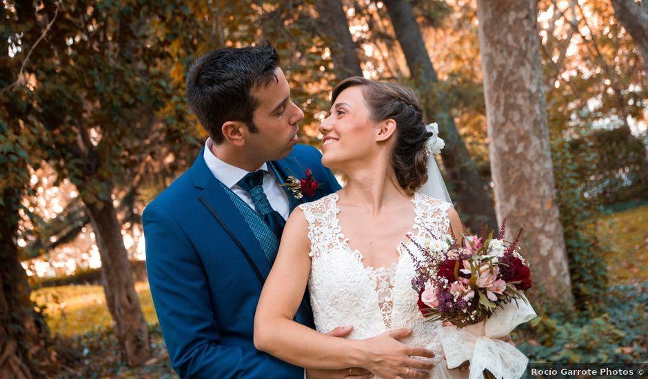 La boda de Alberto y Cristina en Valladolid, Valladolid