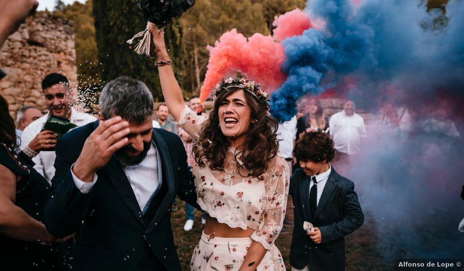 La boda de Mario y Tamara en Castellnou De Bages, Barcelona