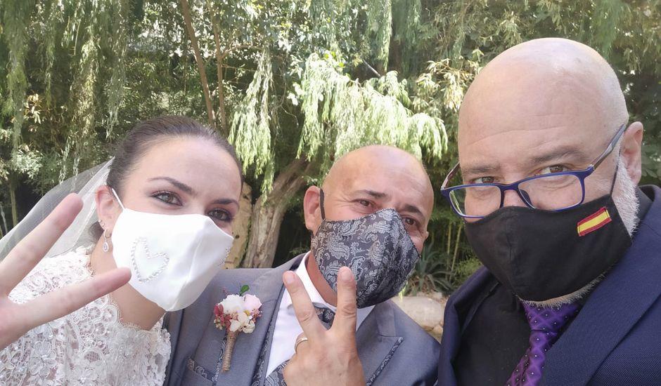 La boda de Marcos y Isabel en Puerto Lumbreras, Murcia