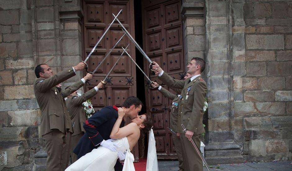La boda de Miguel y Inés en Cangas De Narcea, Asturias