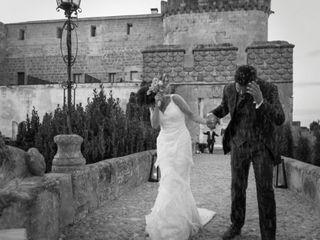 La boda de María y Luisma