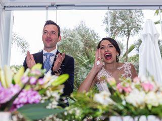 La boda de Catalina y Alejandro