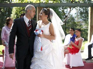 La boda de Iván y Leticia