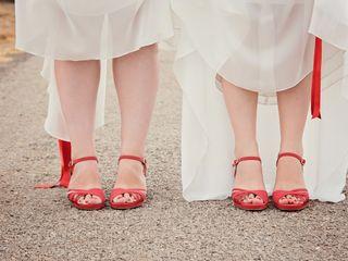 La boda de Elisabeth y Silvia