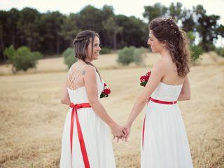 La boda de Elisabeth y Silvia 2