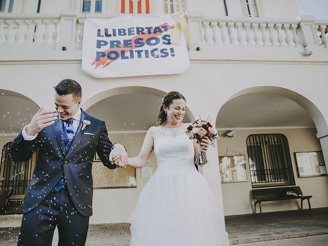La boda de Jonathan y Lorena en Montseny, Barcelona 45