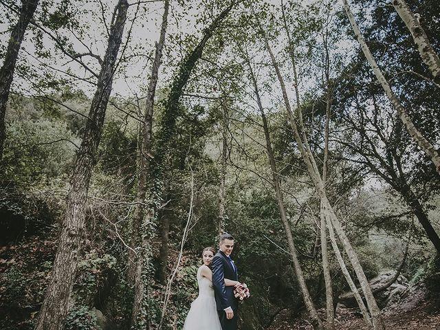 La boda de Jonathan y Lorena en Montseny, Barcelona 51