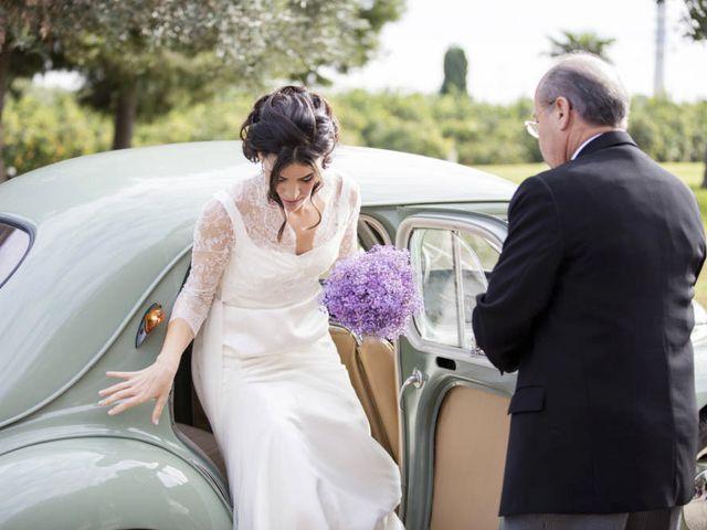 La boda de Samuel y Mar en Torrent, Valencia 34