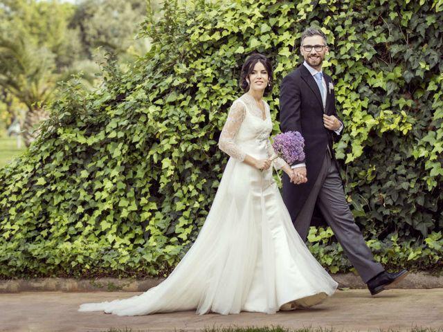 La boda de Samuel y Mar en Torrent, Valencia 53
