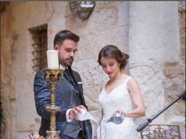 La boda de Luisma y María en Topas, Salamanca 6