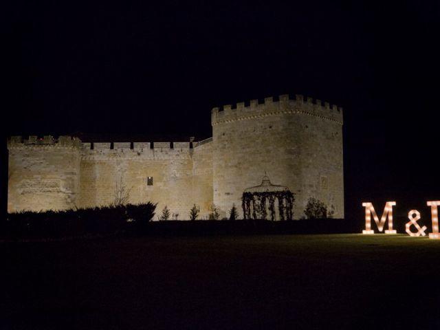 La boda de Luisma y María en Topas, Salamanca 8