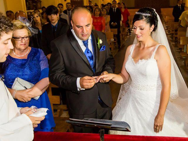 La boda de Emiliano y Aurora en Illescas, Toledo 4