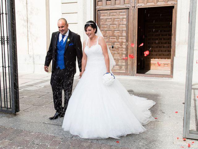 La boda de Emiliano y Aurora en Illescas, Toledo 5