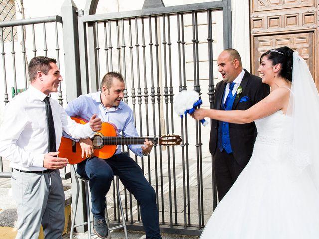 La boda de Emiliano y Aurora en Illescas, Toledo 6
