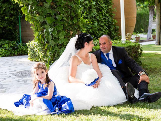La boda de Emiliano y Aurora en Illescas, Toledo 8