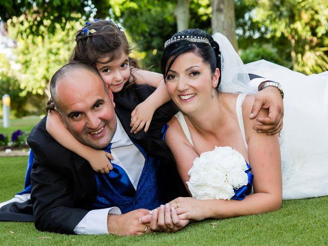 La boda de Emiliano y Aurora en Illescas, Toledo 9