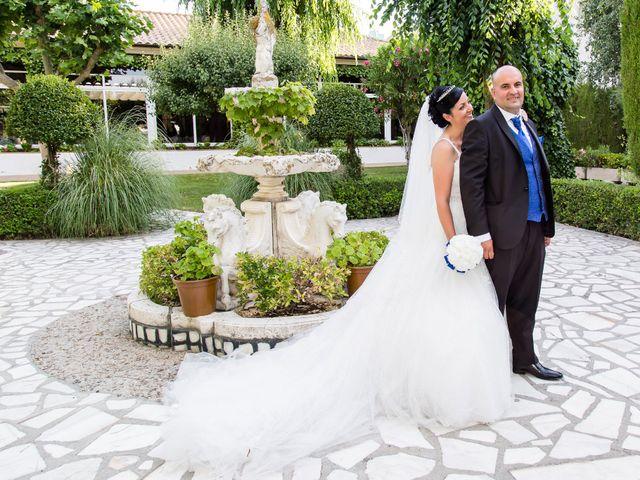 La boda de Emiliano y Aurora en Illescas, Toledo 1