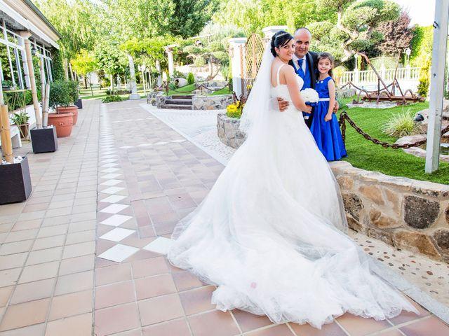 La boda de Emiliano y Aurora en Illescas, Toledo 12