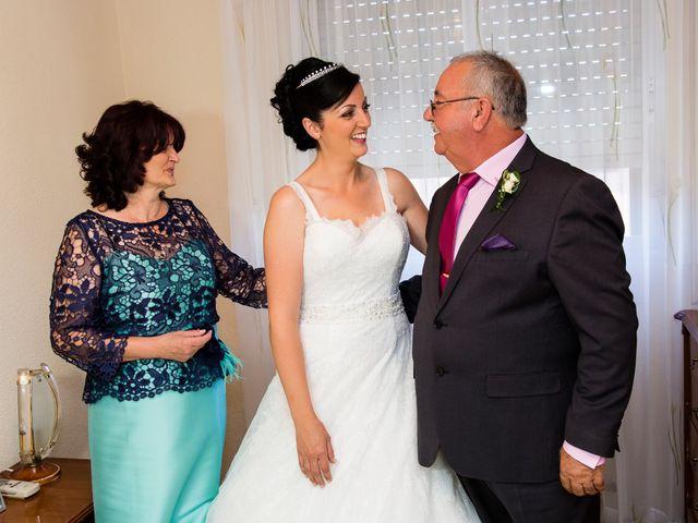 La boda de Emiliano y Aurora en Illescas, Toledo 14