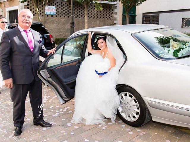La boda de Emiliano y Aurora en Illescas, Toledo 19