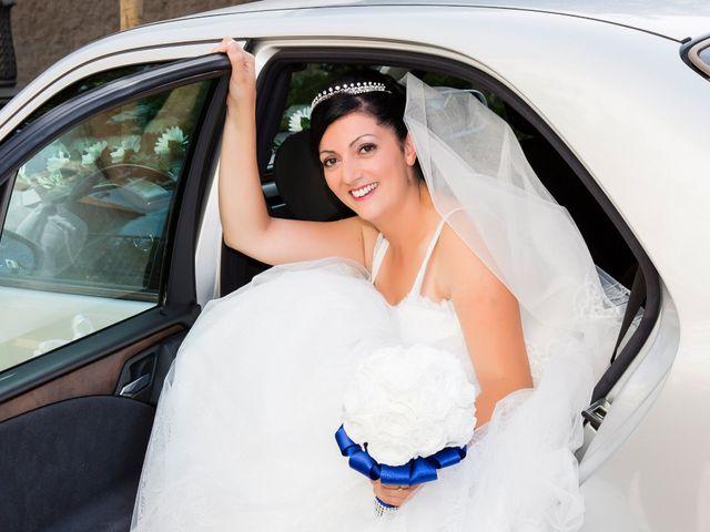 La boda de Emiliano y Aurora en Illescas, Toledo 20