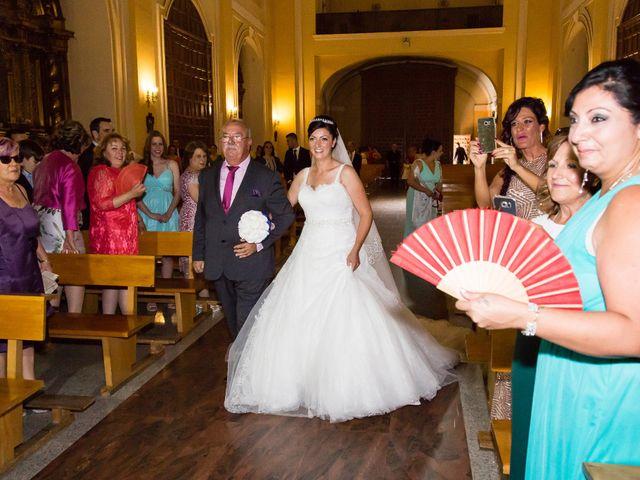 La boda de Emiliano y Aurora en Illescas, Toledo 22